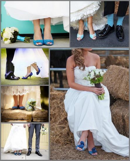 mirese cu pantofi albastri
