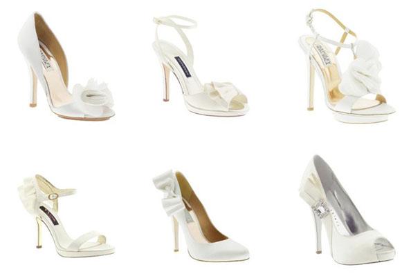 modele Pantofi de nunta Badgley Mischka