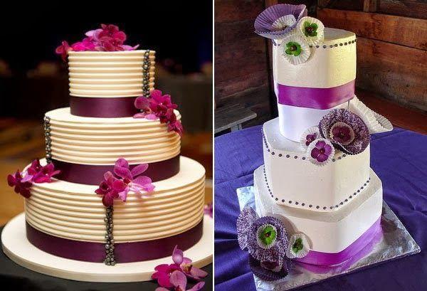modele de tort de nunta 2014