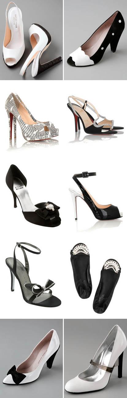 modele pantofi negre mirese