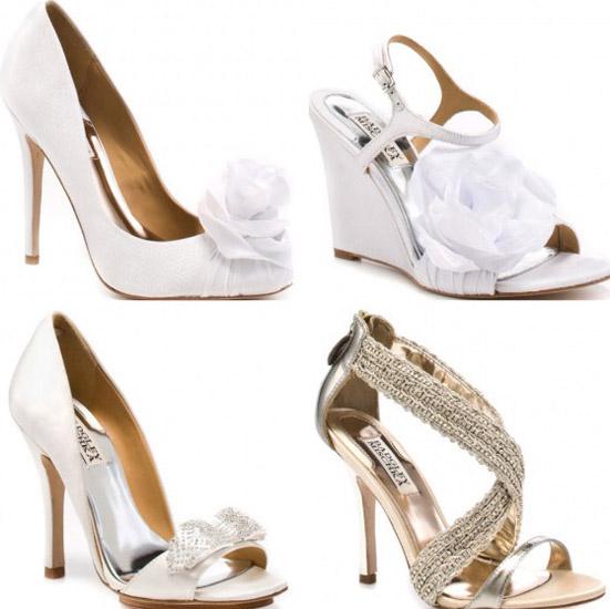 pantofi Badgley Mischka pentru nunta