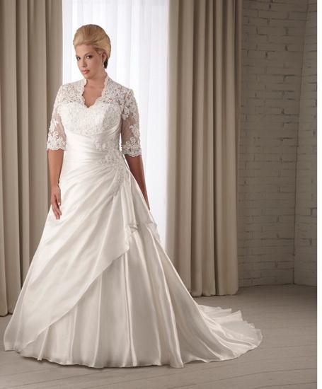 rochie de mireasa pentru femei xxl