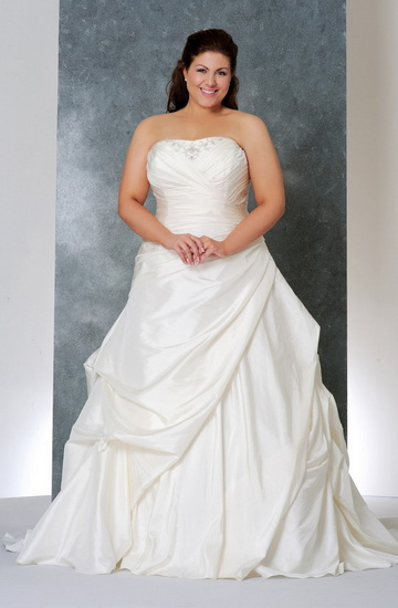 rochie de nunta xxl