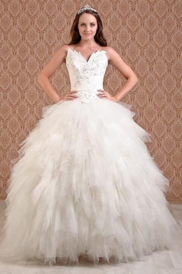 rochie printesa pentru mirese