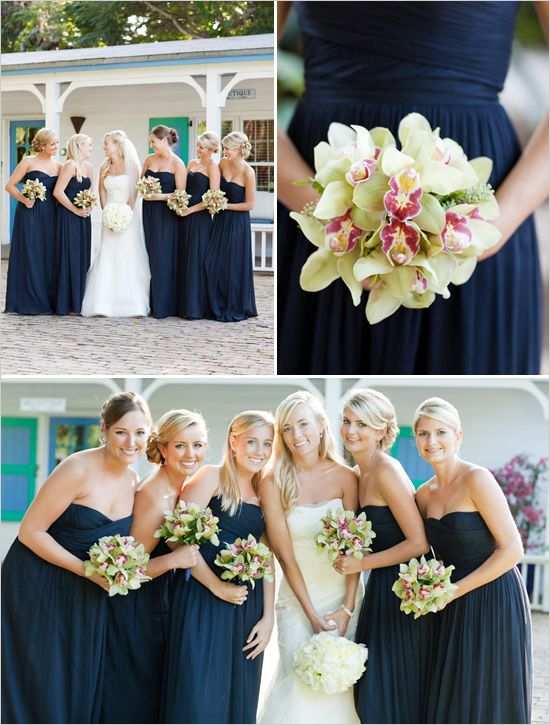 rochii albastre pentru nunta