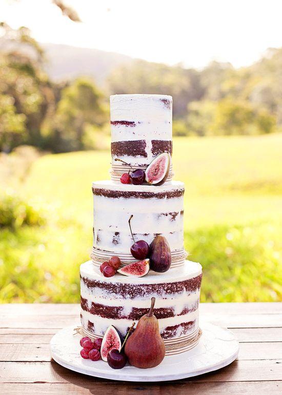 tort nunta cu pere si cirese