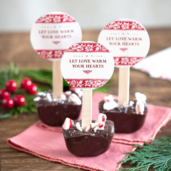 bomboane de ciocolata pentru marturii