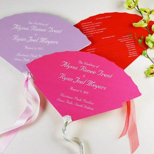 evantai pentru marturii de nunta