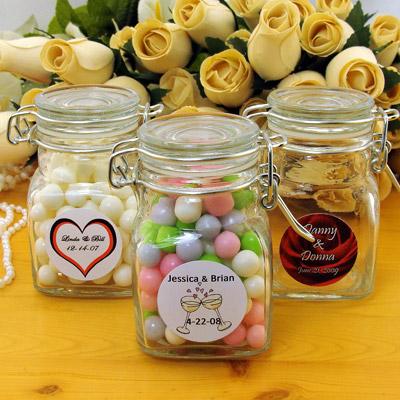 marturii nunta cu bomboane