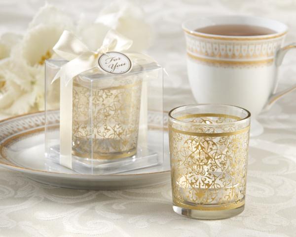 pahare aurii pentru marturii de nunta