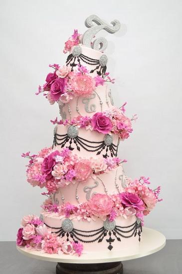 tort de nunta special