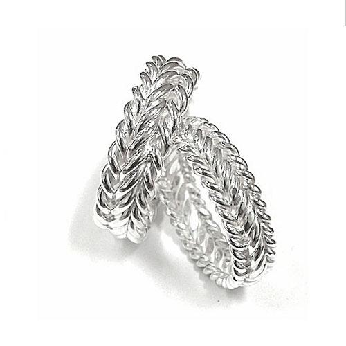 verighete din argint