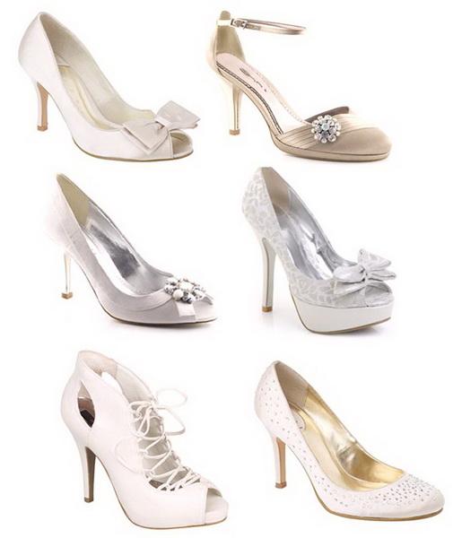 modele de pantofi frumosi pentru mirese