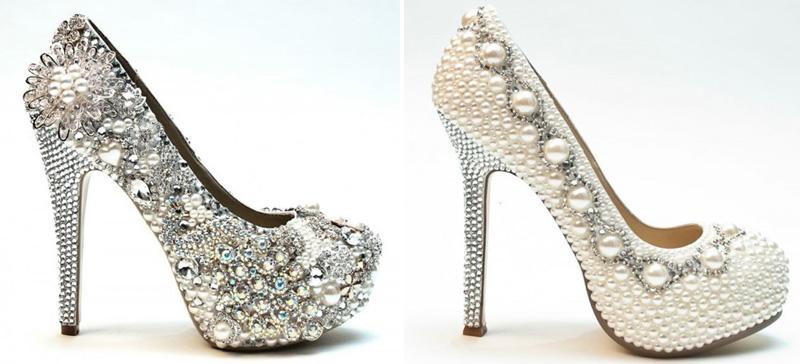 pantofi de lux mirese