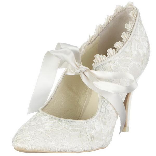 pantofi frumosi de nunta