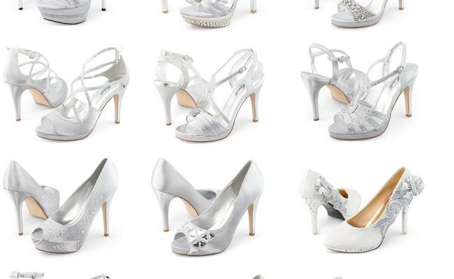 Modele de pantofi de mireasa cu platforma
