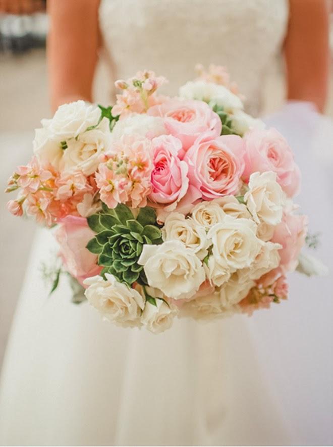 buchet mireasa cu flori roz 2015