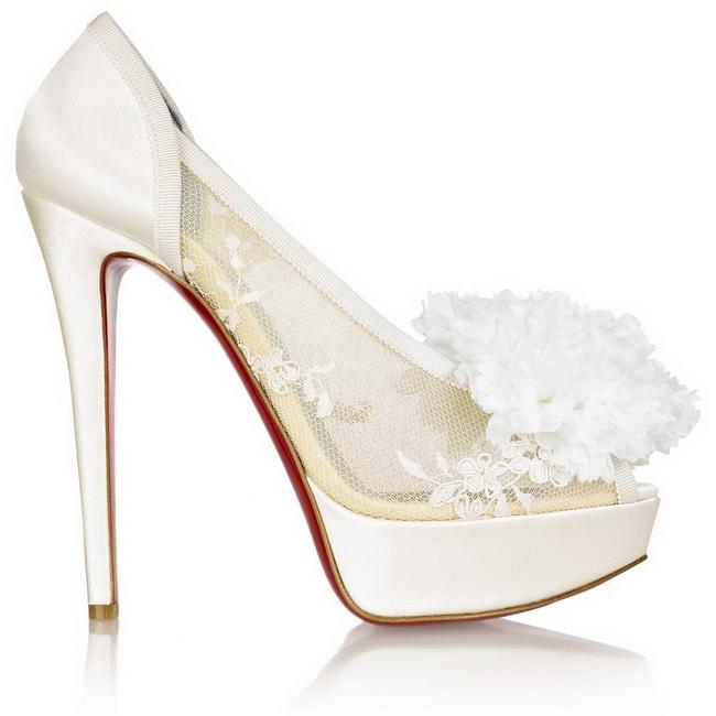 Top 10: Pantofi de mireasa