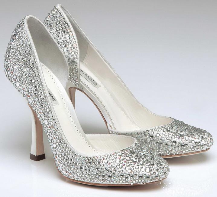 pantofi mireasa cristale swarovski