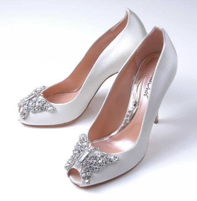 pantofi mireasa pietre swarovski