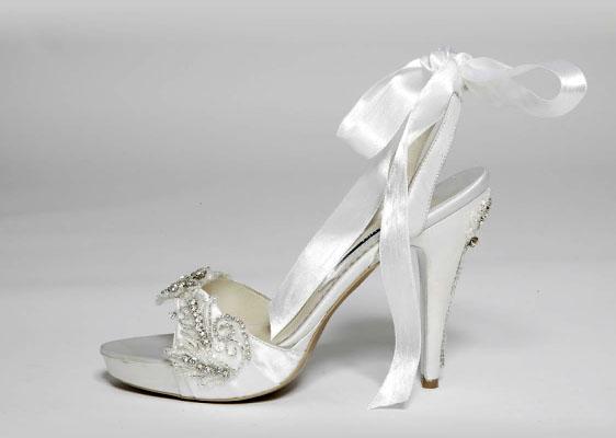 sandale cu diamante Mihai Albu