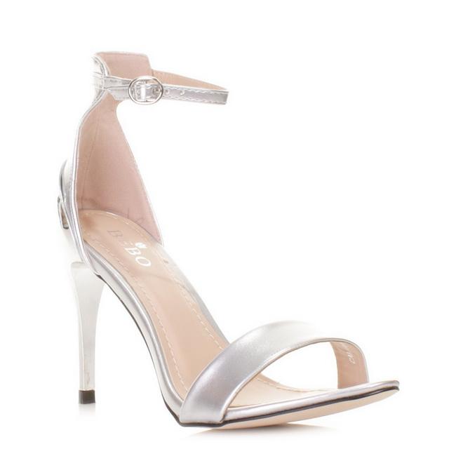 sandale de nunta cu toc inalt