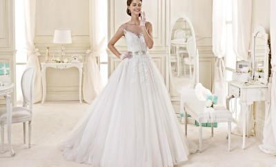 Rochie de mireasa printesa Lanovia.ro
