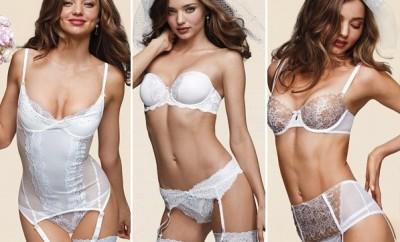 Lenjerii intime pentru mirese de la Victoria's Secret