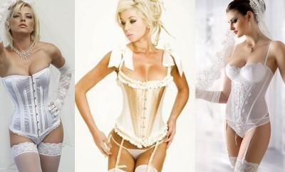 Modele de corsete de mireasa