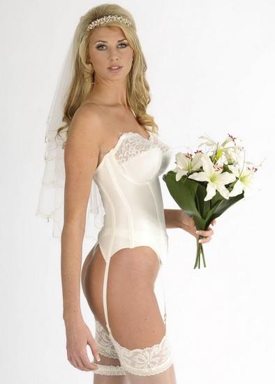 lenjerie body nunta