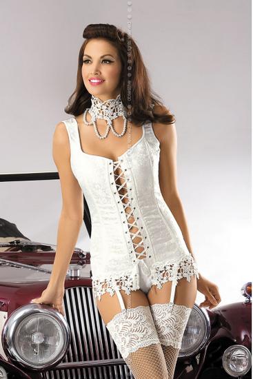 portjartiera cu corset