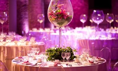 Idei de aranjamente ale meselor pentru nuntă