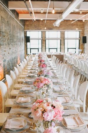 aranajamente pentru masa de nunta