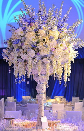 vaza pentru masa de nunta