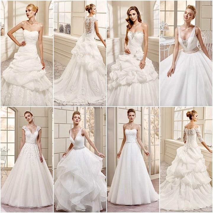 Tendinţe pentru rochii de mireasă în 2019