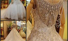 cele mai scumpe rochii de mireasă