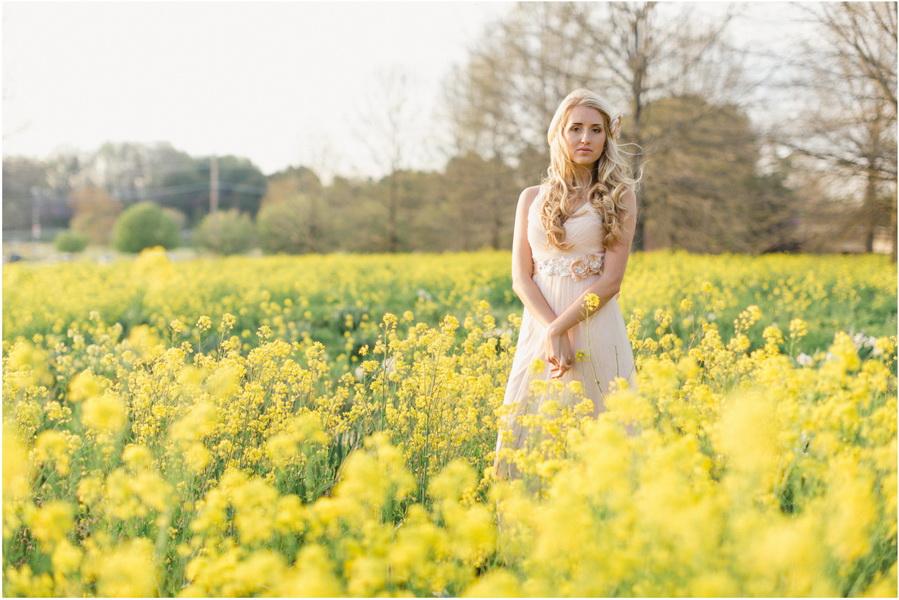 rochie mireasa simpla pentru primavara