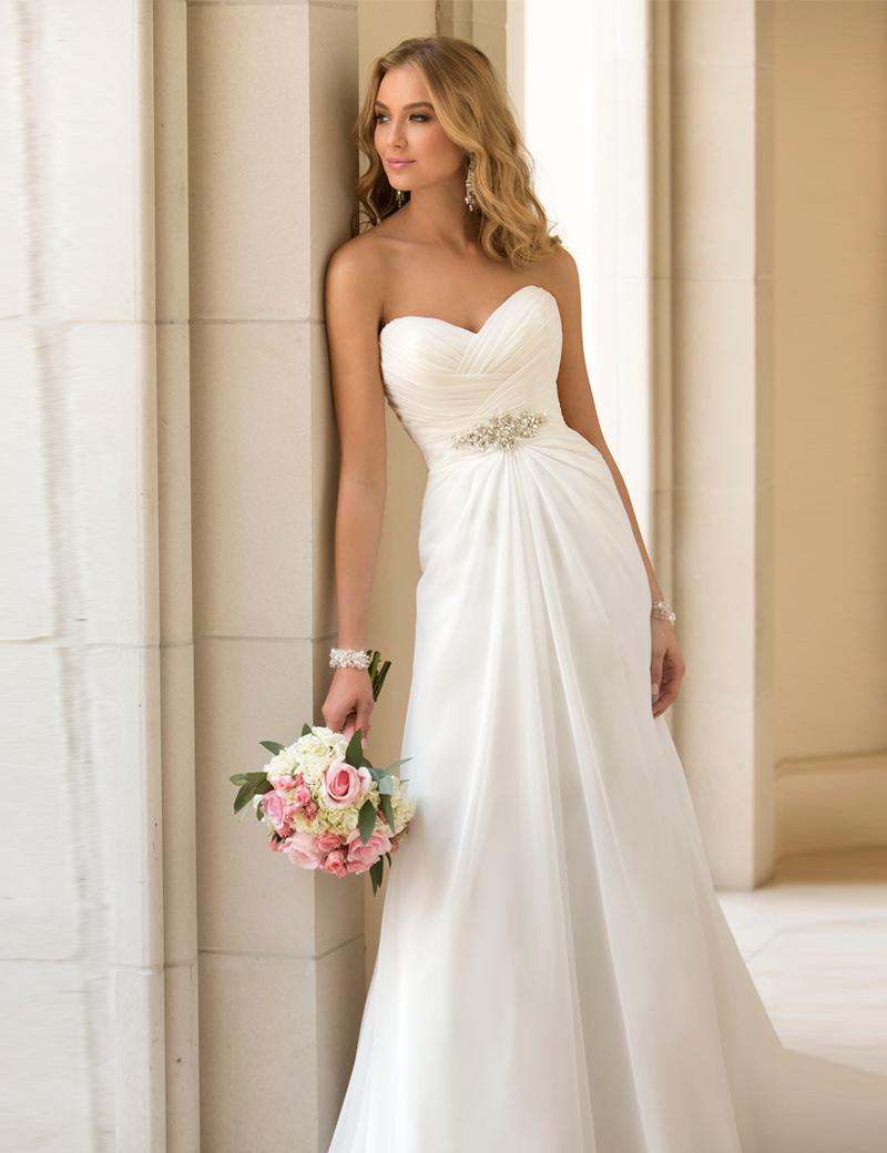 rochie pentru mireasa greceasca