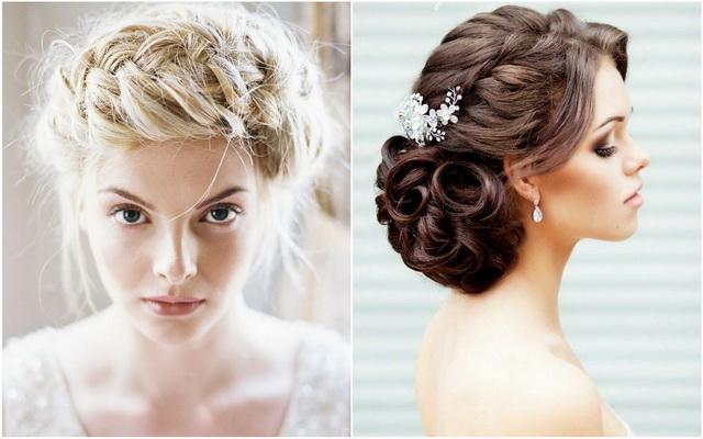 Bridal Hairstyles 2016: 30 Cele Mai Frumoase Coafuri Pentru Mirese In 2018