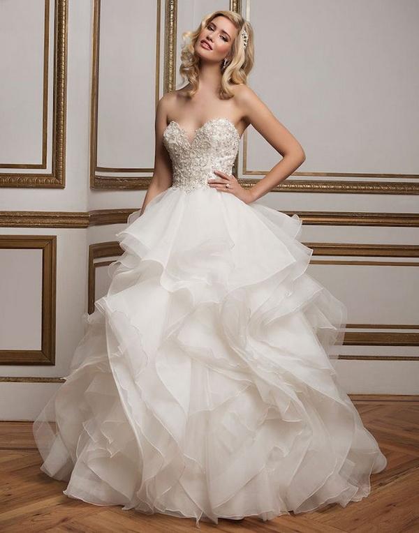 rochie de mireasa 3D