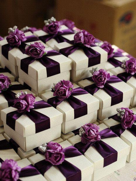Cutiuțe cu dulciuri