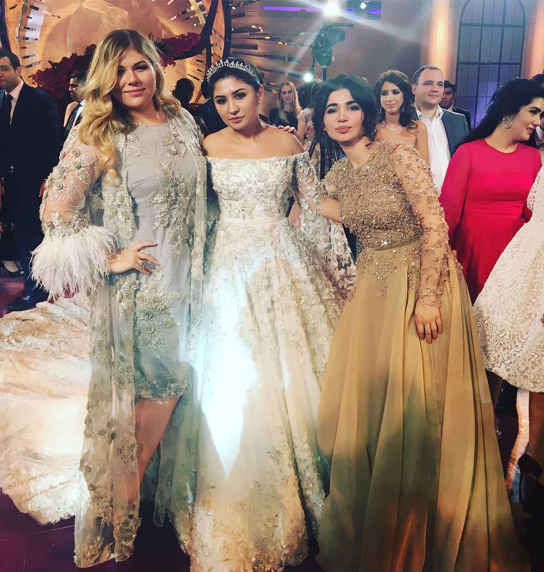 Așa arată cea mai extravagantă nuntă din Rusia4