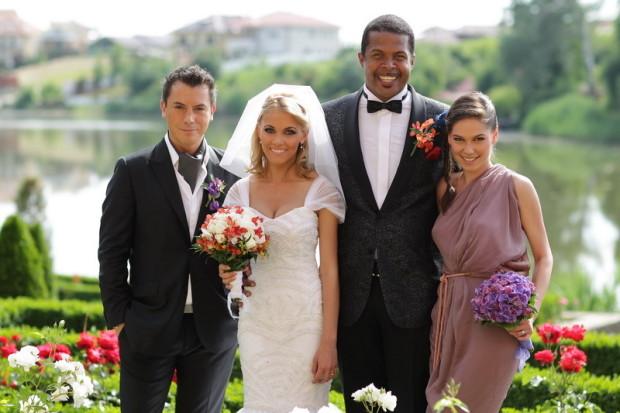 Andreea Ibacka nunta