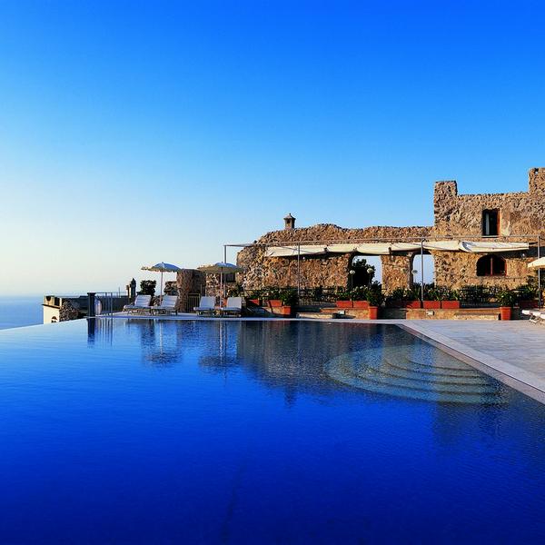 Belmond Hotel Caruso, Italy