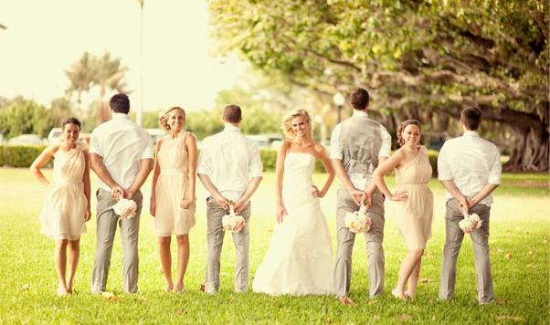 Idei de nuntă în aer liber 4