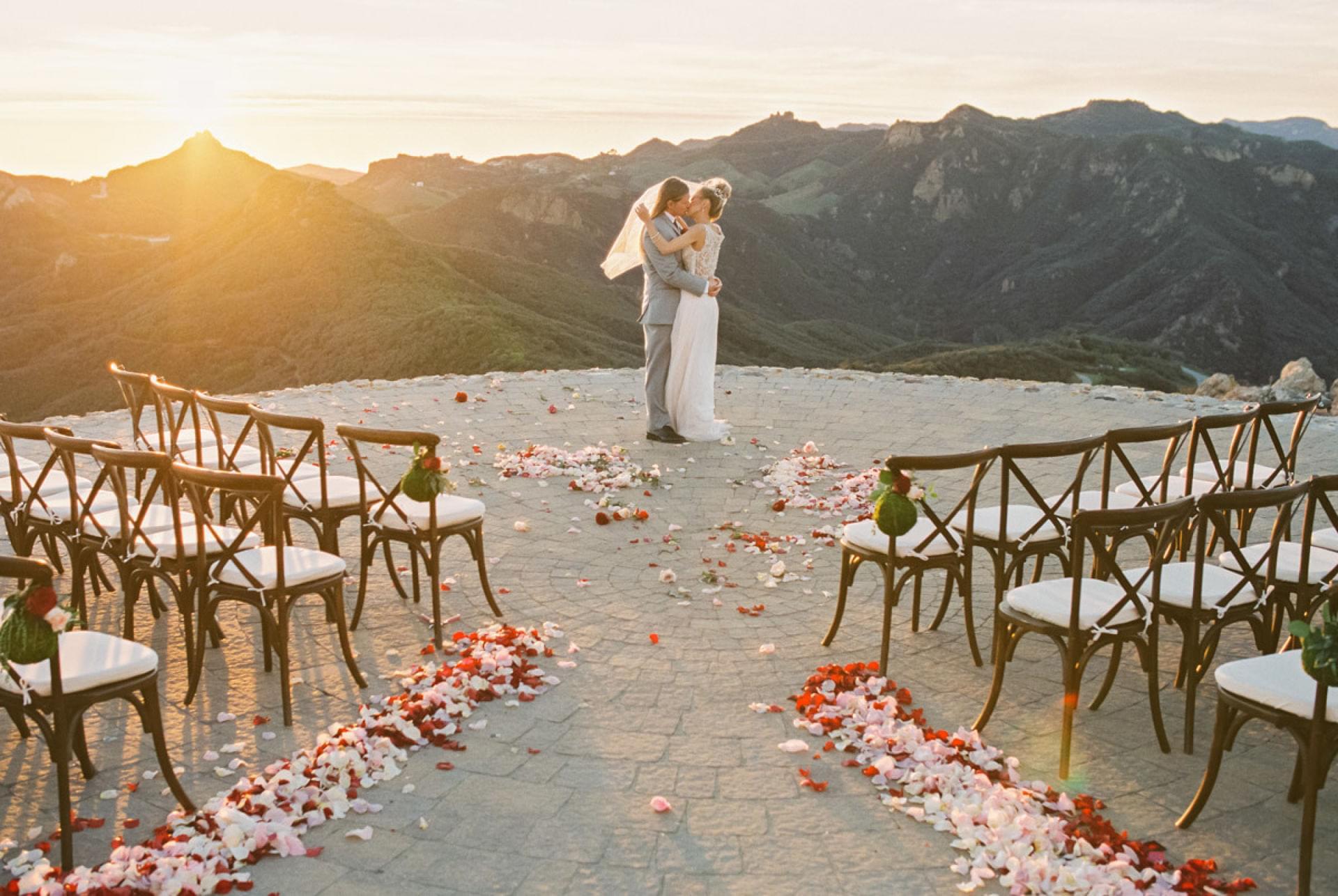 Idei de nuntă în aer liber 6