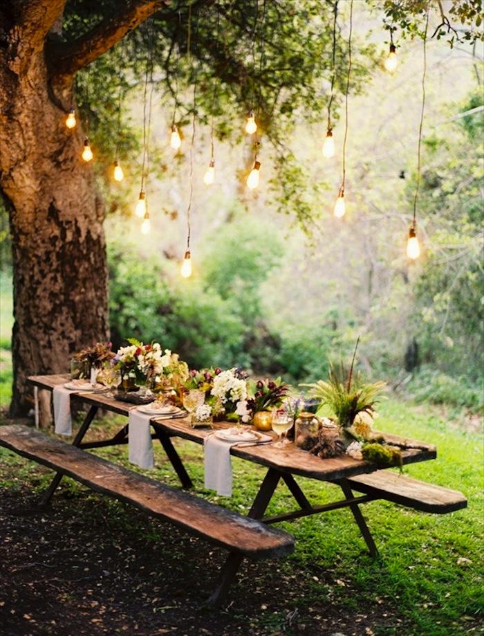 Idei de nuntă în aer liber 7