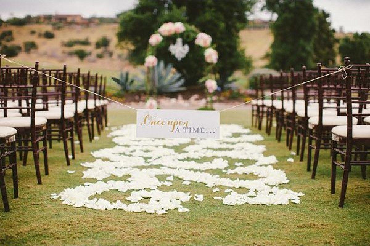 Idei De Nuntă în Aer Liber