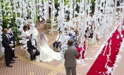 Recorduri în nunți și căsnicii