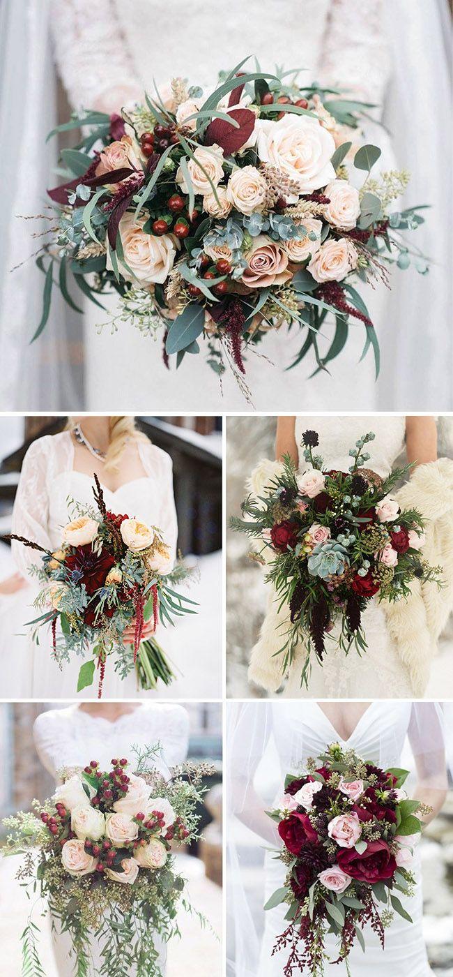 buchete de iarna pentru nunta